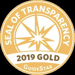 Award GuideStar Seal of Transparency
